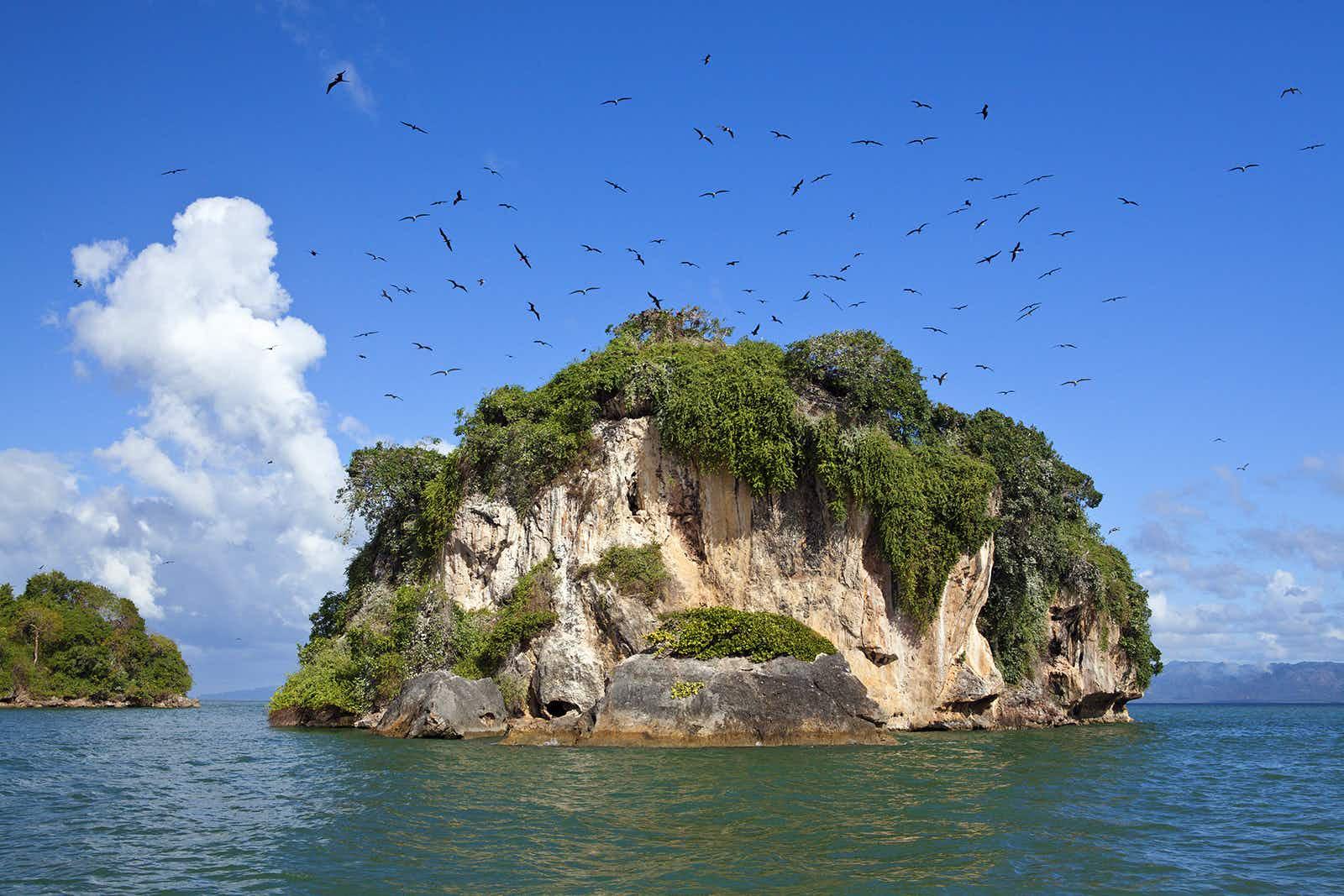 Bird Island in Los Haitises National Park © Daniela Dirscherl / Lonely Planet