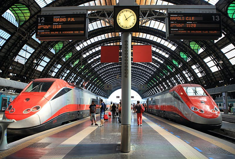 Exploring Italy by train - Lonely Planet