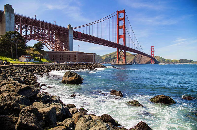 Cinematic San Francisco: movie locations in the City by the