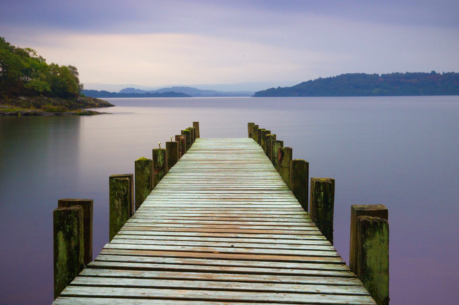 Are you wild enough to swim in Loch Lomond? © Spencer Bowman / Getty Images