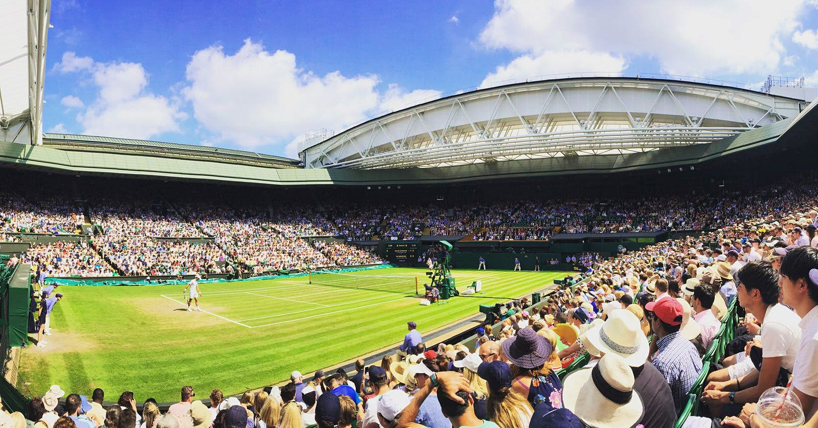 Queuing for Tickets - The Championships, Wimbledon 2020 - Official ...