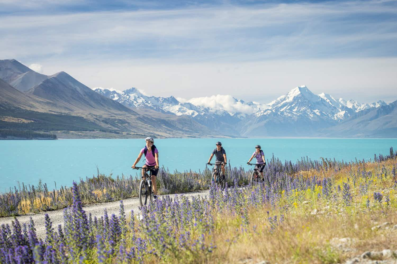Bikepacking: travel on two wheels