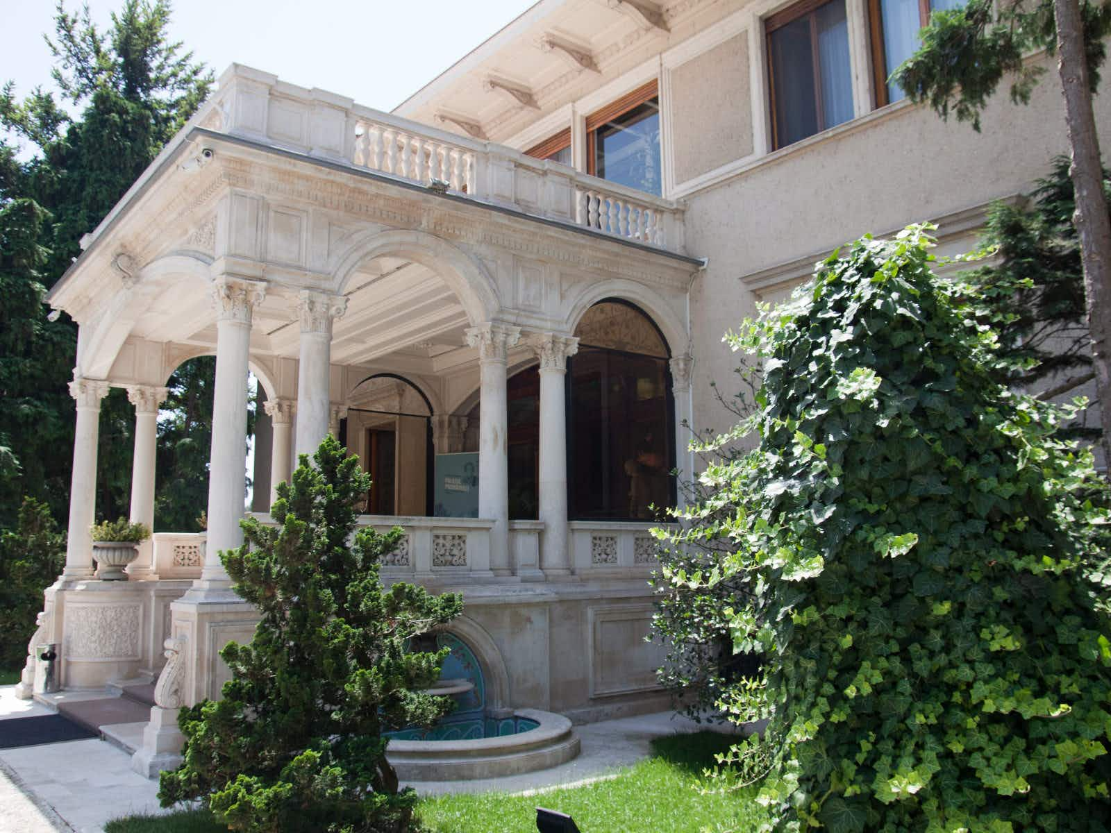 The ghosts of Bucharest's past: a tour of the Spring Palace