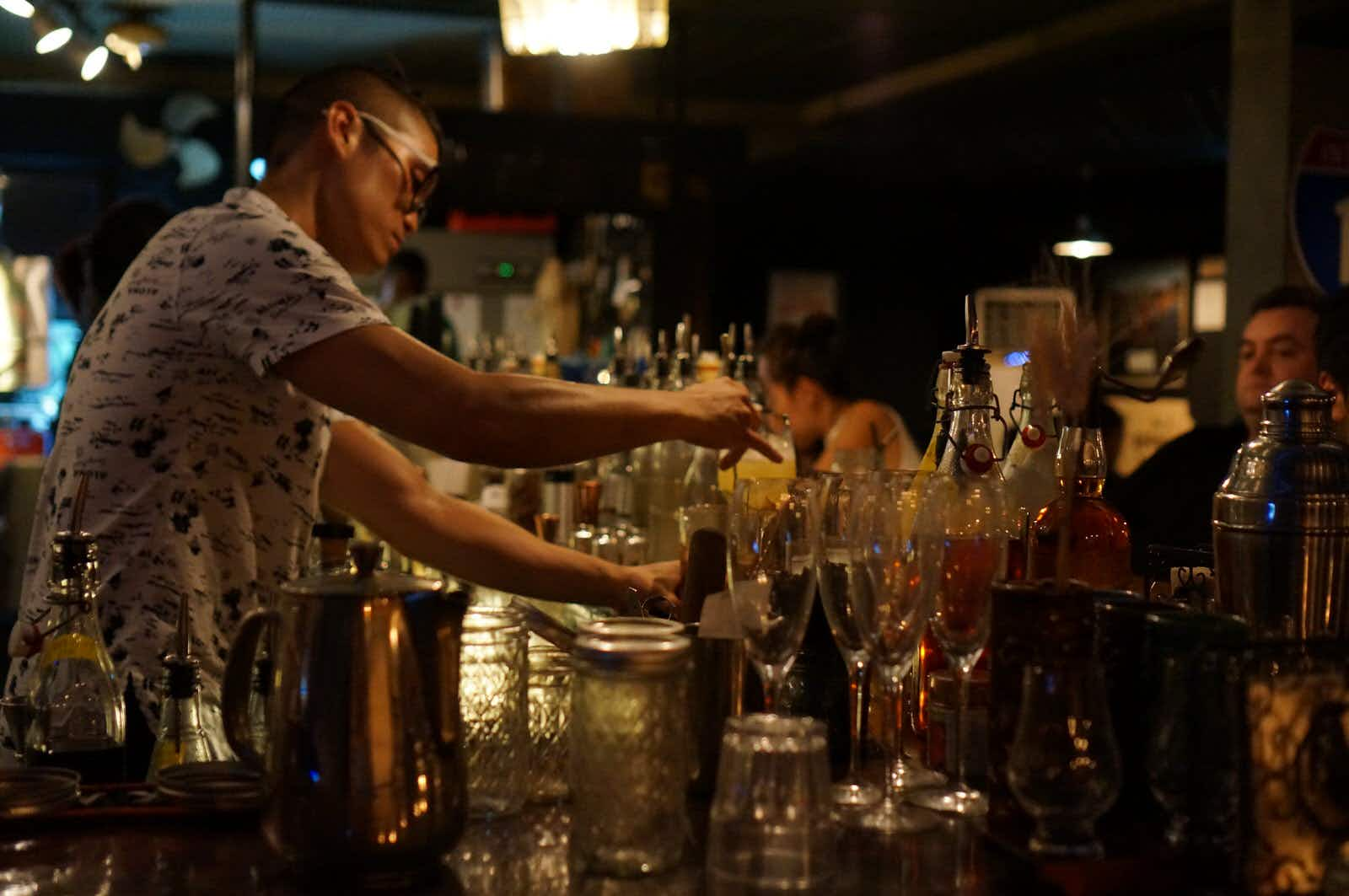 Behind closed doors: 10 of Seoul's most glamorous speakeasies
