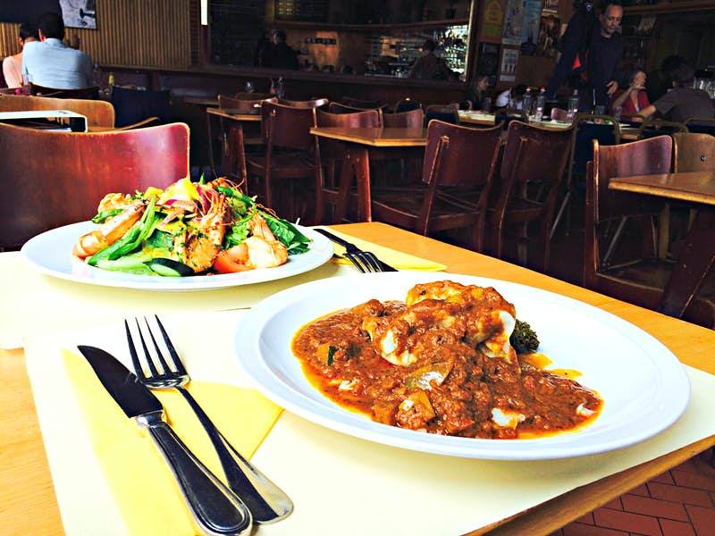 Horloge du Sud offers a taste of Central Africa in Brussels © Charlotte McDonald-Gibson/Lonely Planet