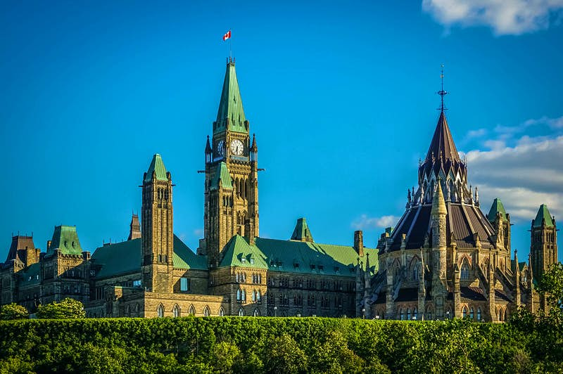 Canada's capital is sure to be the heart of the celebrations © seanmandegar / 500px