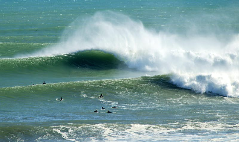 Ride the waves on Taranaki's surf coast Rob Tucker