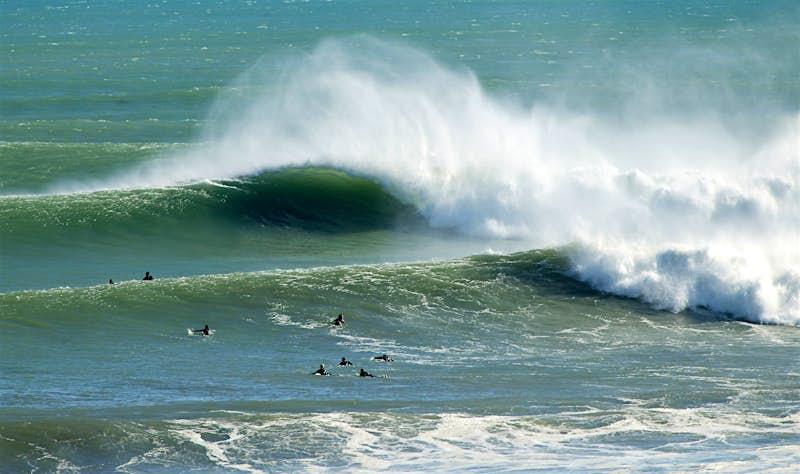 Ride the waves on Taranaki's surf coast Rob Tucker