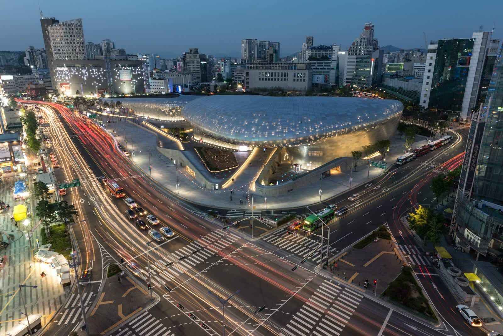 Seoul's dynamic cityscape: an architectural tour through the South Korean capital