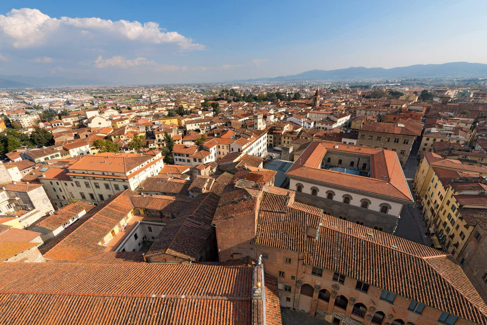 Seven reasons to visit Pistoia, a 'little Florence' without the crowds