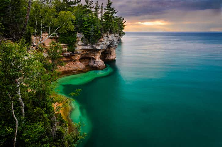Michigan's Upper Peninsula: spectacular in all seasons