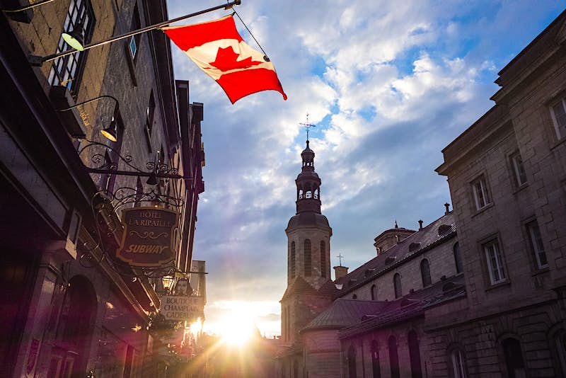 Canada celebrates 150 years of confederation in 2017 © Yanis Ourabah / Getty