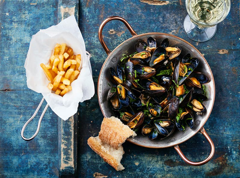 Belgium's 10 best dishes - and where to eat them in Brussels