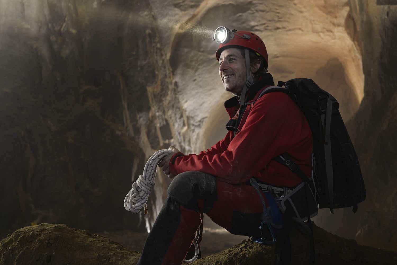 Meet a traveller: Robbie Shone, cave explorer and photographer