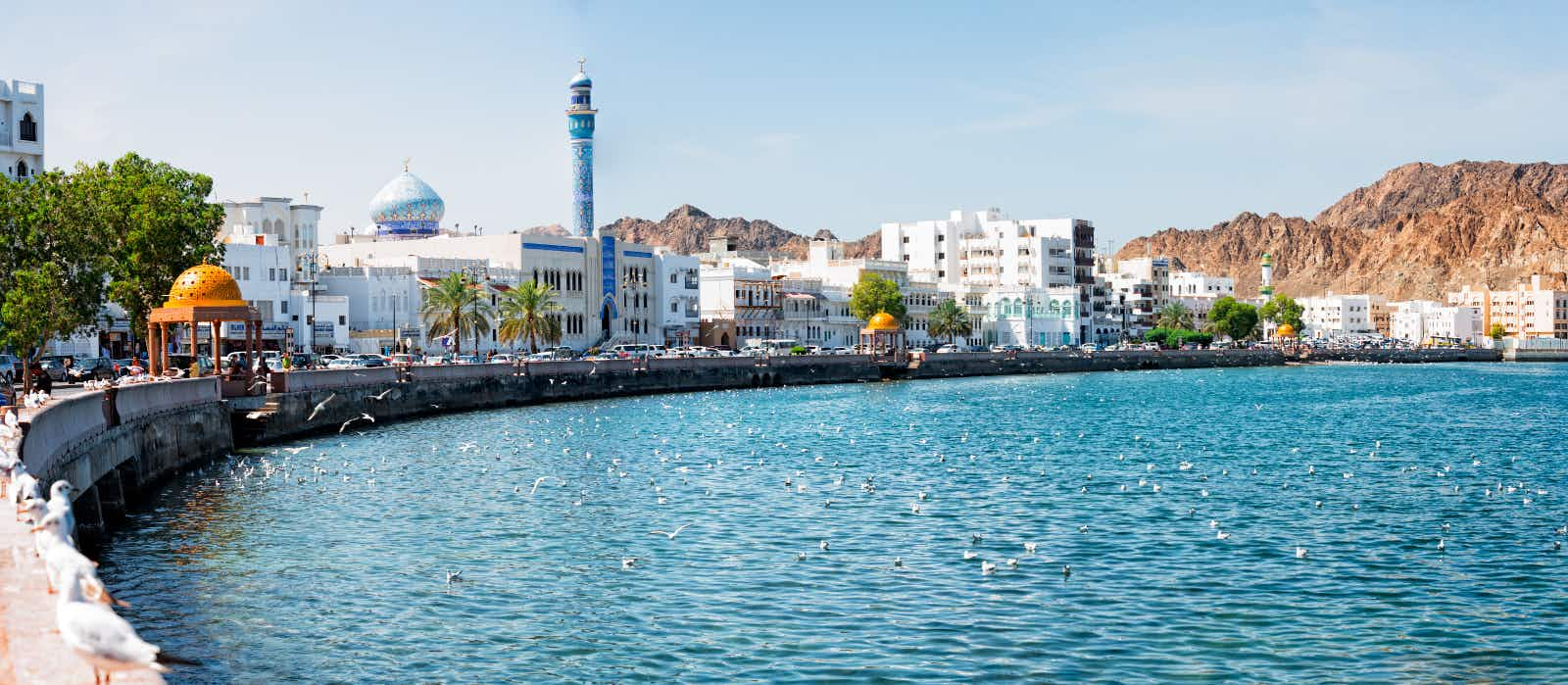 First time Muscat: sea, souqs and serenity in Oman