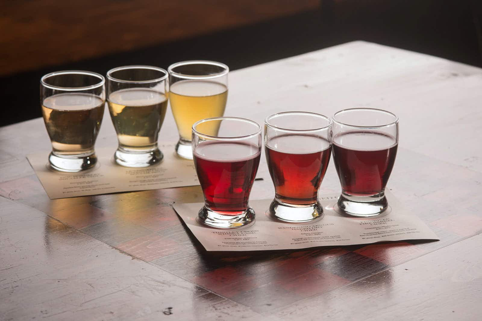Alchemy in Emerald City: Seattle's micro-brewing branches out