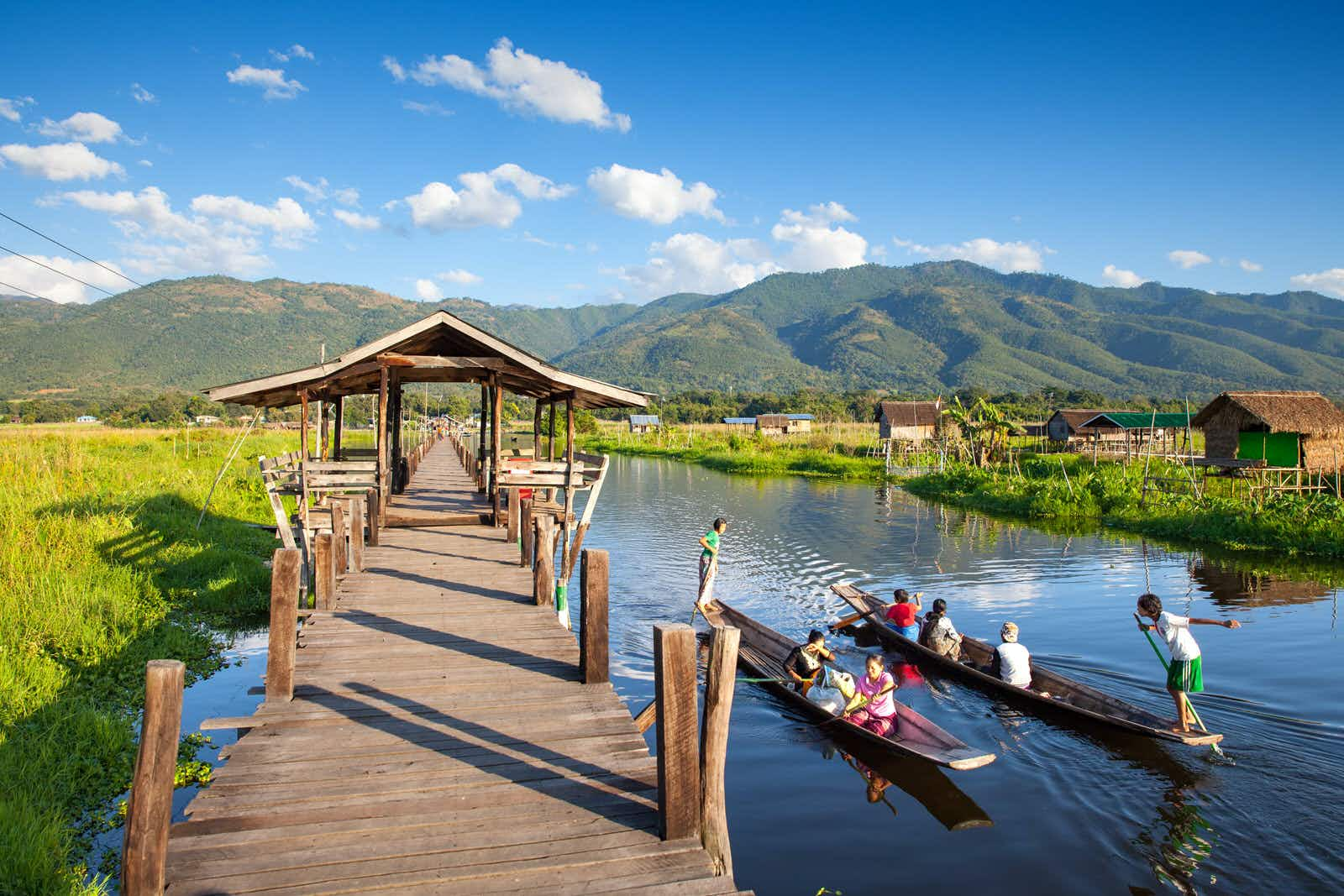 Myanmar's water world: exploring Inle Lake
