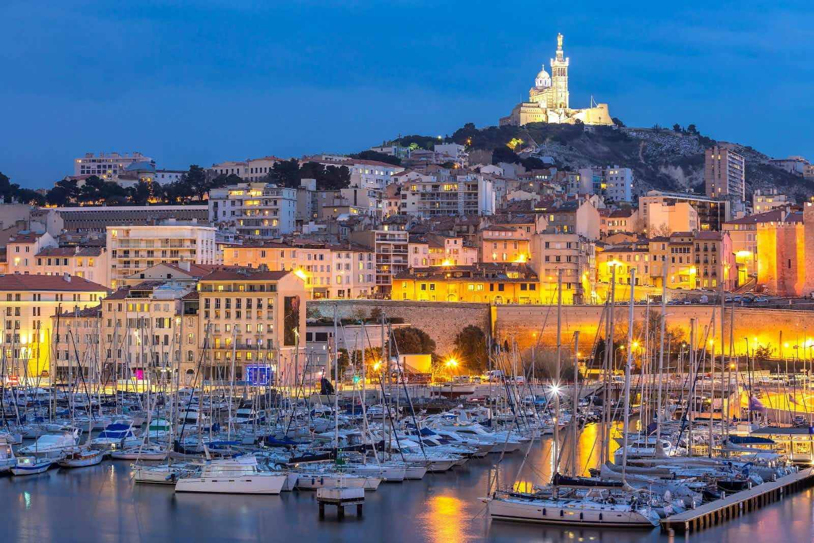 Want a sunset with that? 10 aperitif bars in Marseille with magnificent views