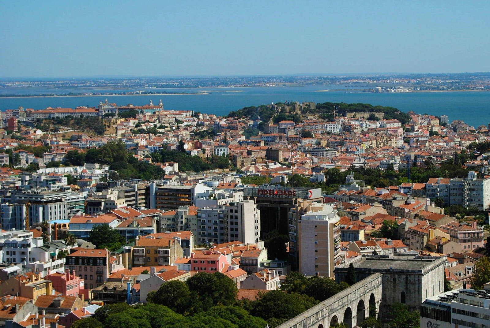 Best 10 viewpoints in Lisbon