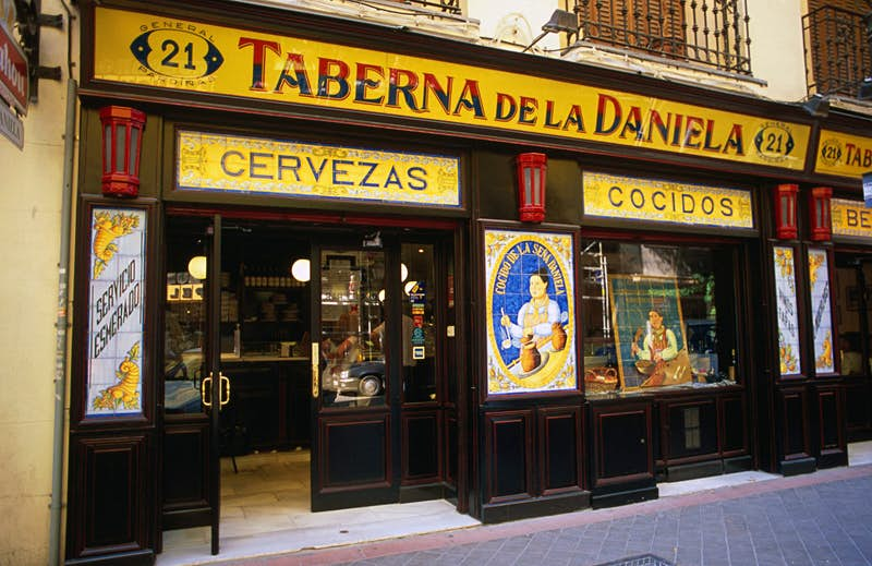Taberna De La Daniela is a Madrid staple © Lonely Planet / Getty Images