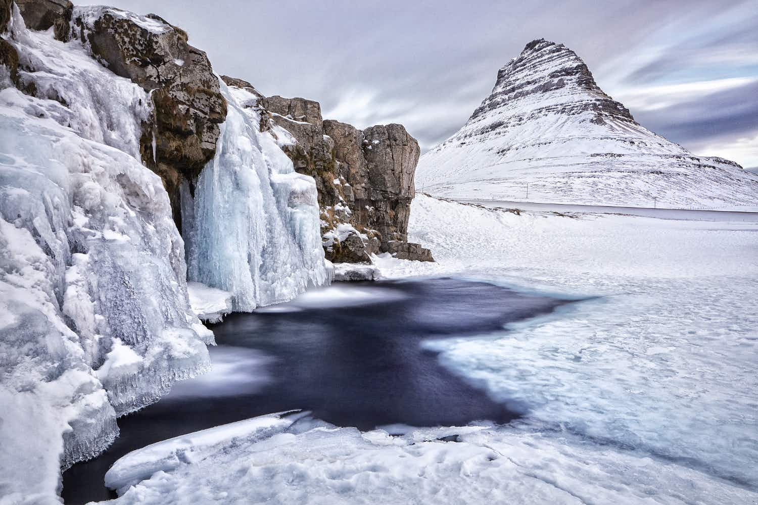 Once upon a time in the west: tales of Iceland