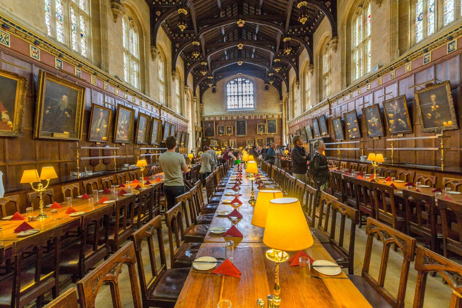 From Hogwarts To Christ Church Britain S Best Harry Potter