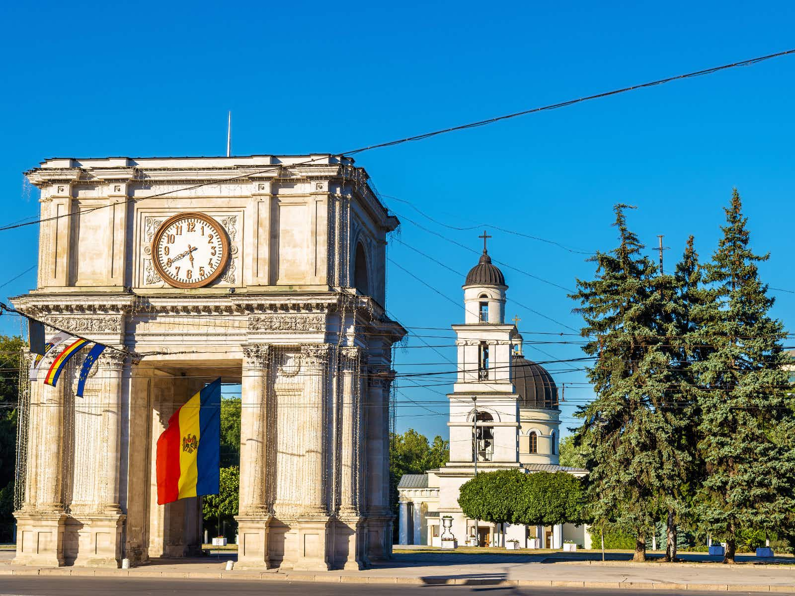 Moldovan mini-break: two days in Chişinău
