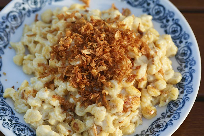 Spaetzle are as fun to make as they are to eat © Westend61 / Getty Images