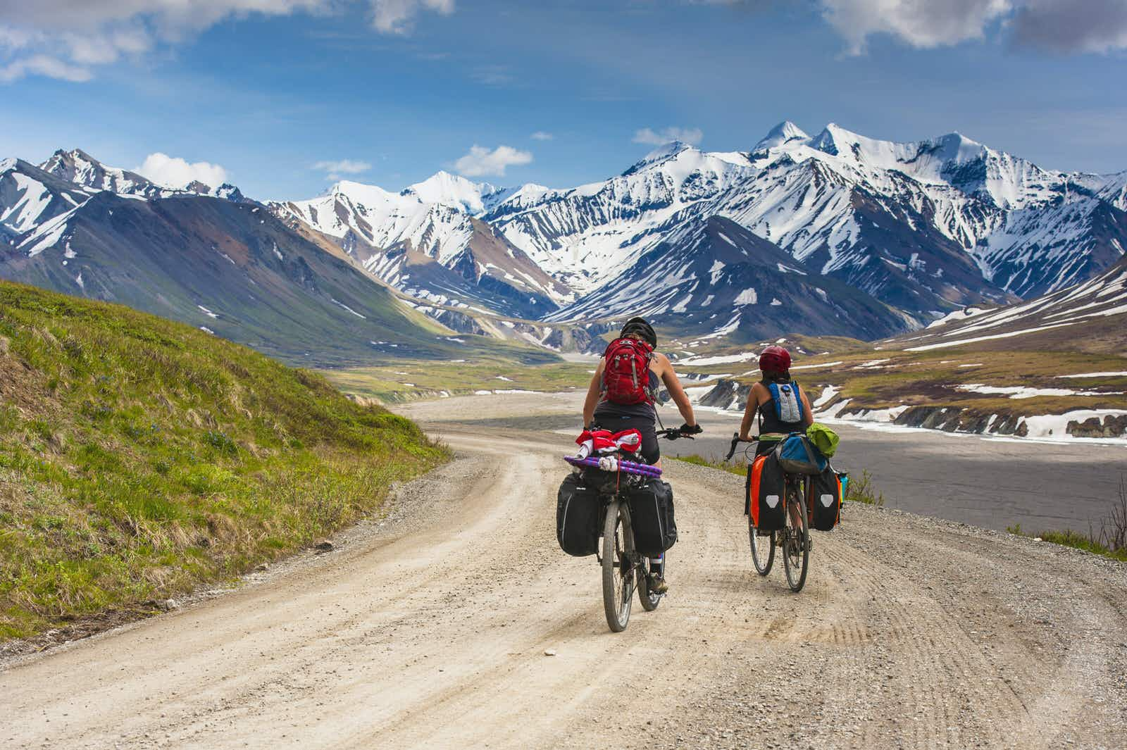 Ten tips for tackling your first bike tour