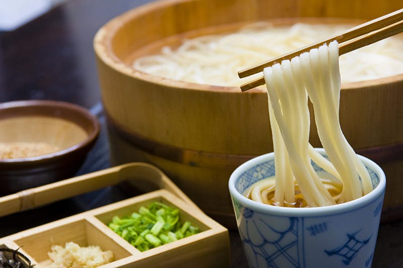 Udon is the ultimate Japanese comfort food © GI15702993 / Getty Images