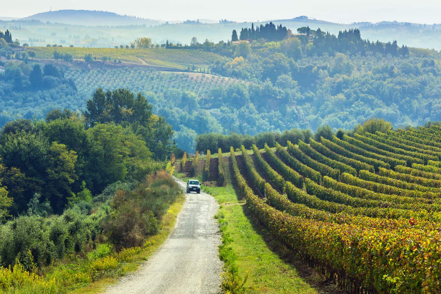 A regional guide to Europe's best road trips