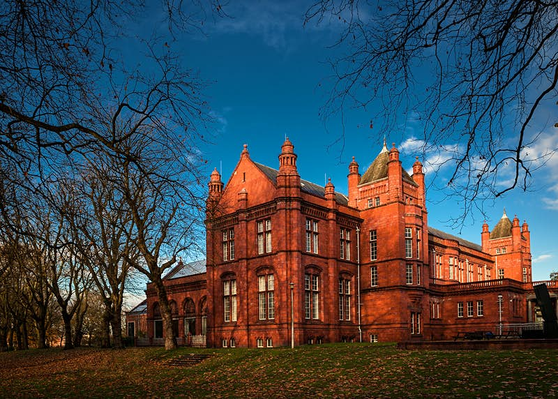 The Whitworth Art Gallery in Manchester © Shahid Khan / Shutterstock