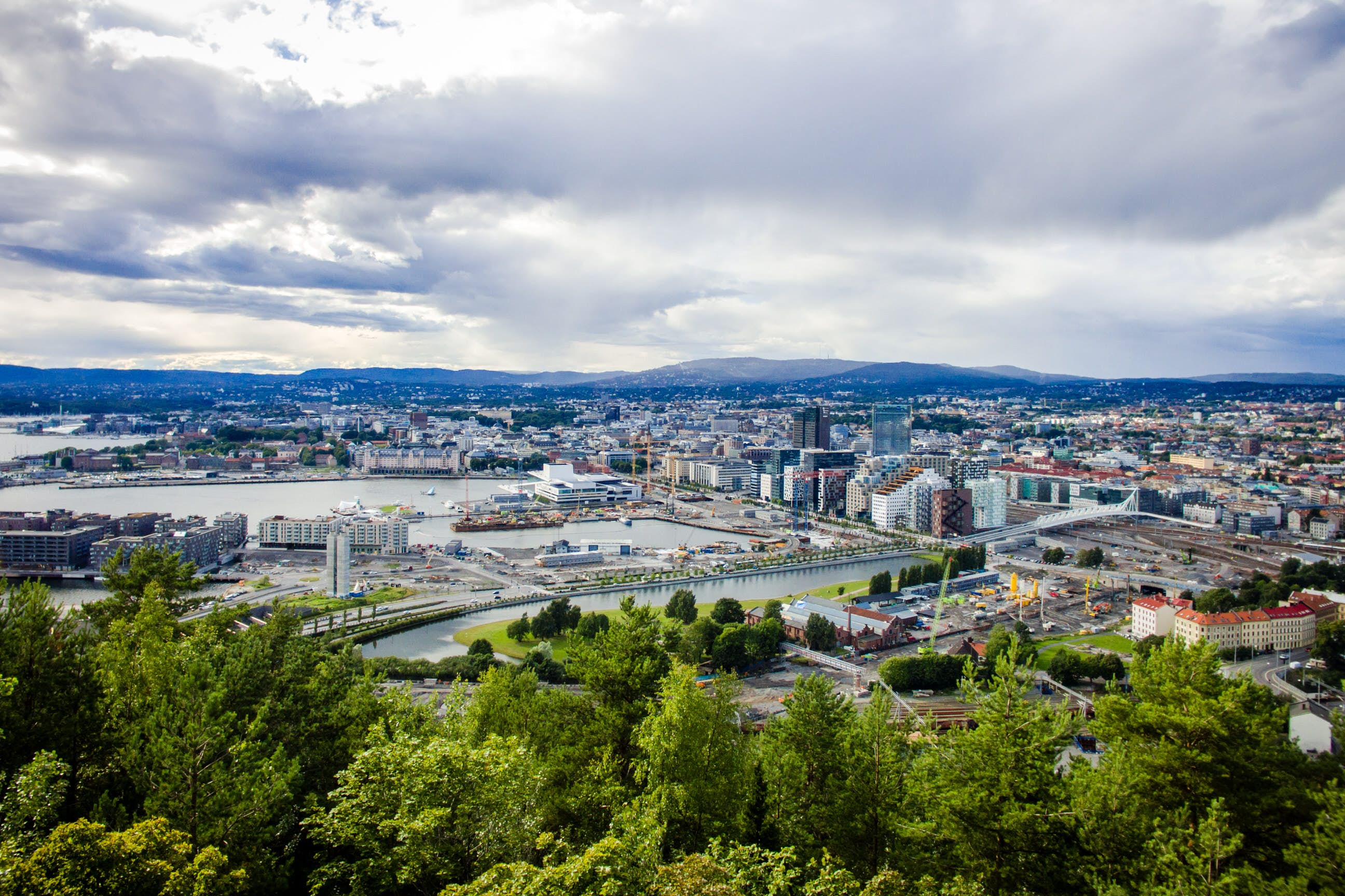 On The Trail Of Munch In Oslo Lonely Planet