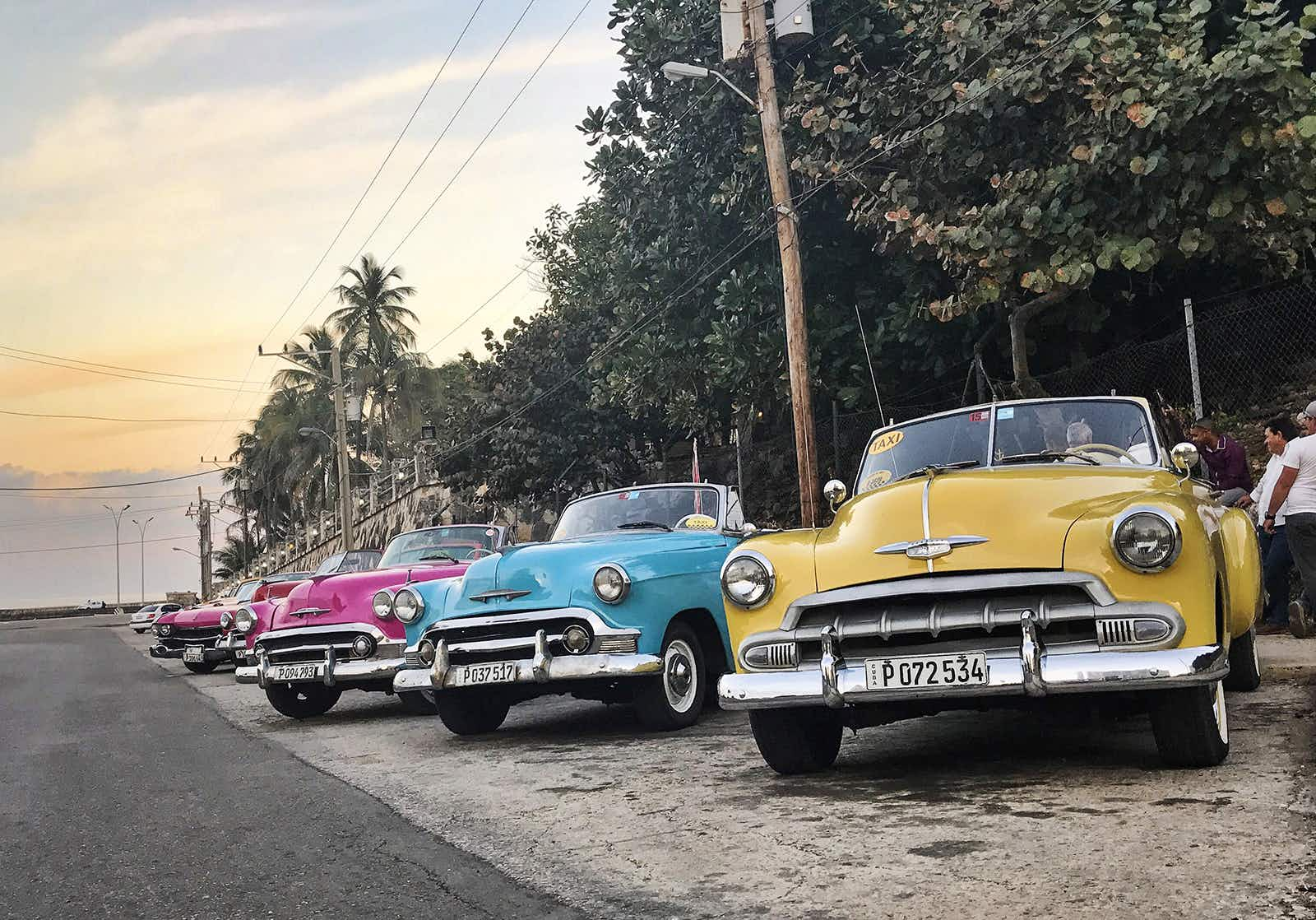 Casas and Cadillacs: how tourism works in a changing Cuba