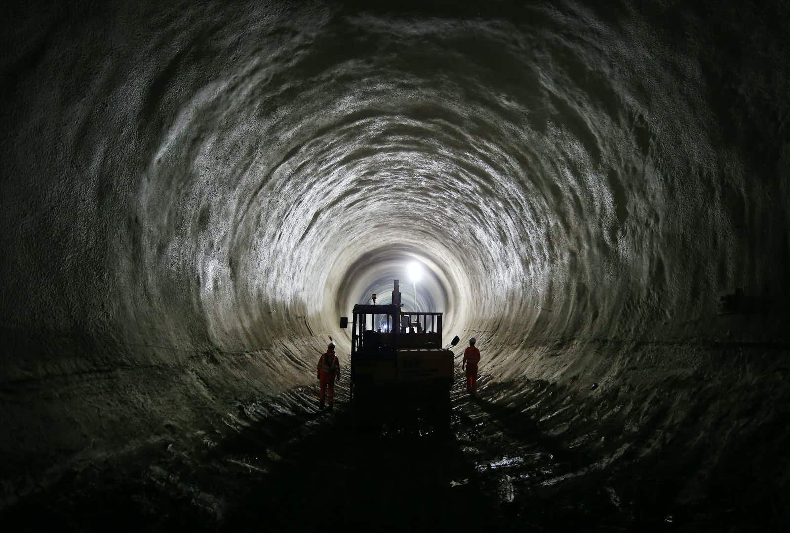 Going underground: exploring the best sights below London