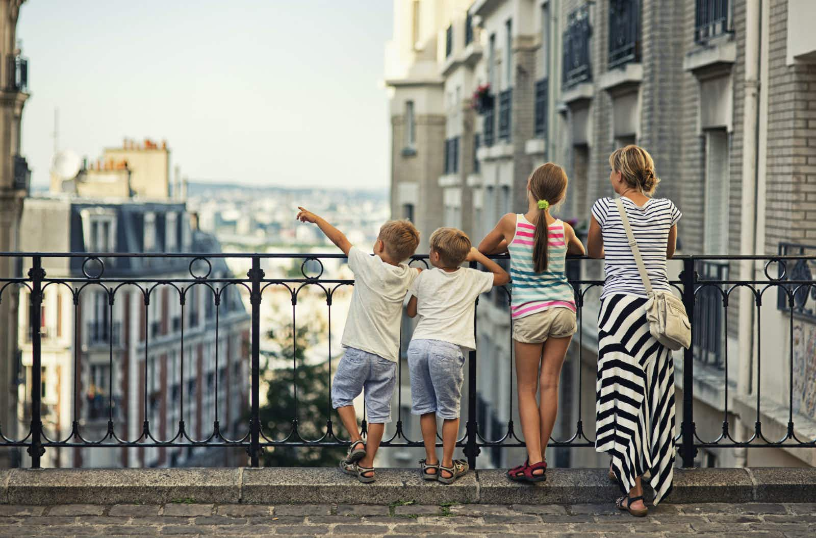 Then and now: why family travel's never been better