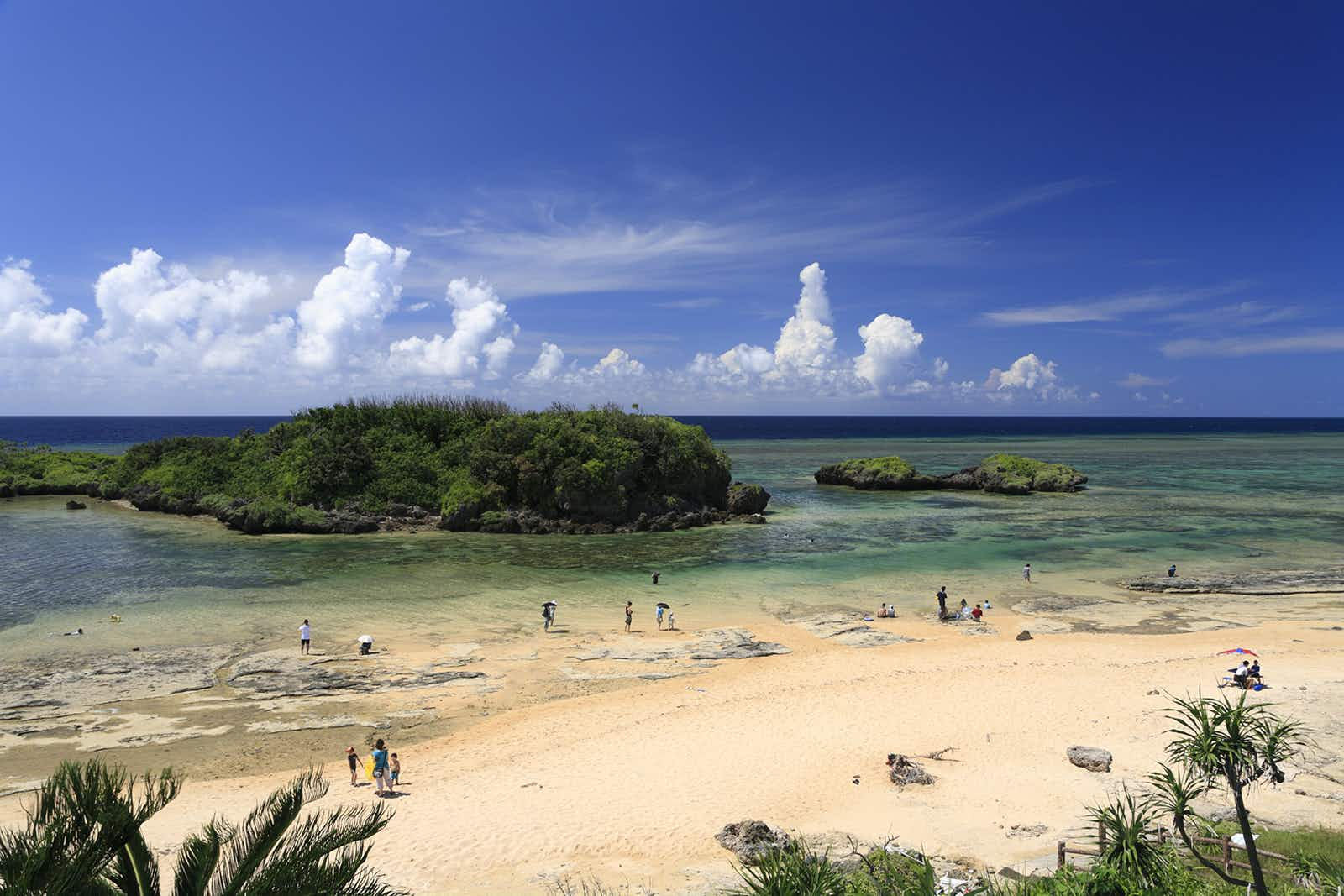 Three unique ways to unwind in Okinawa