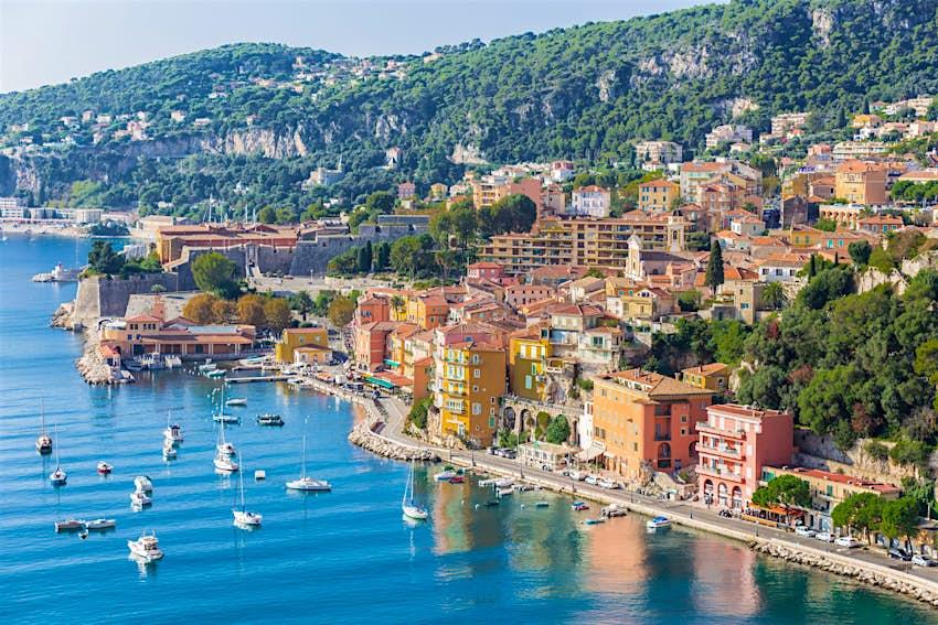 Villefranche-sur-Mer sparkles along the Côte d'Azur © Olga Vorontcova / Shutterstock