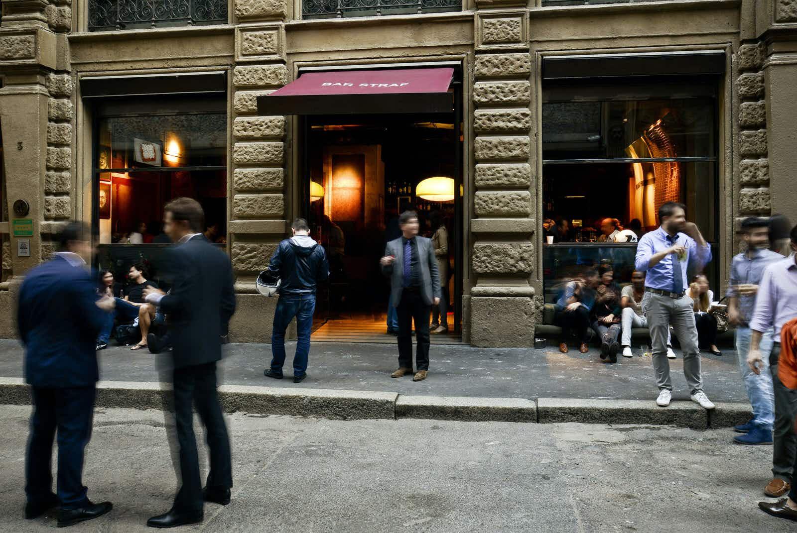 Milan's 10 best spots for an aperitivo