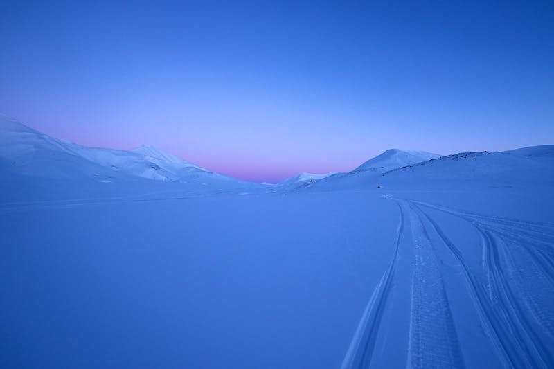 Svalbard: the sound of silence