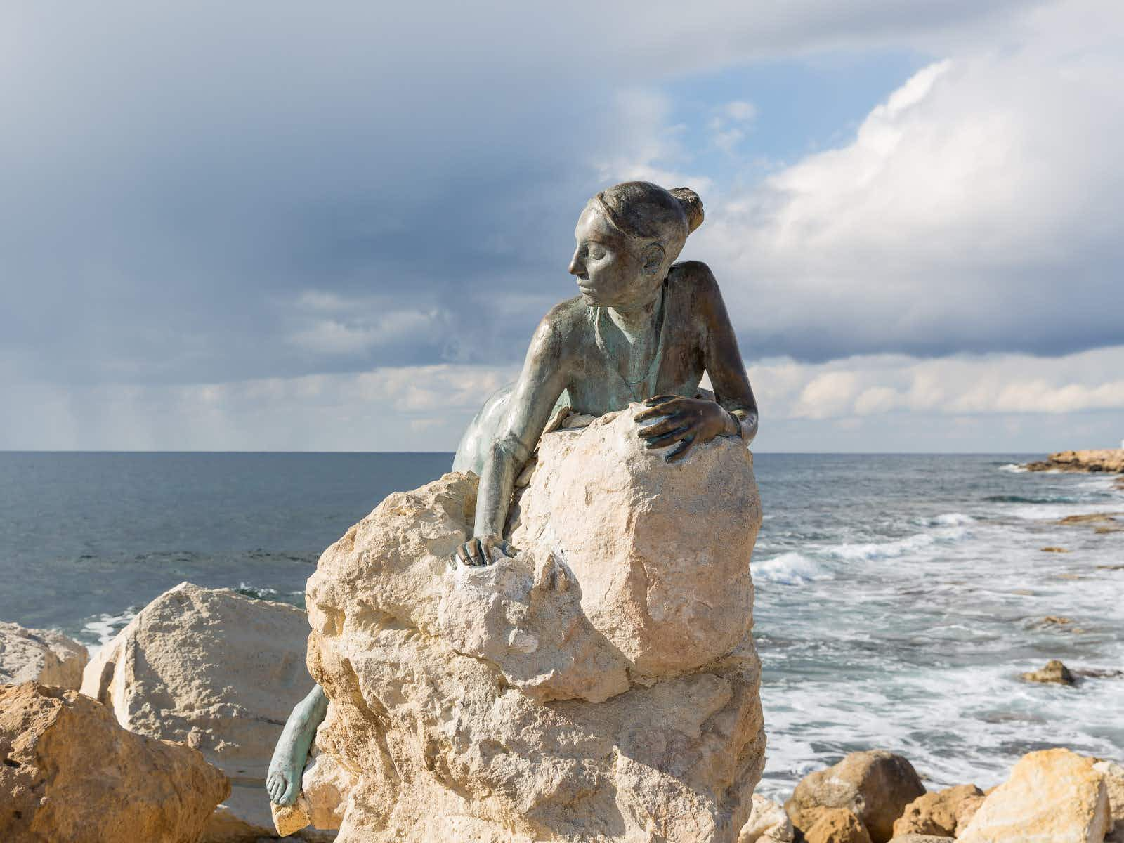 Sun, sand and centuries of history in Pafos
