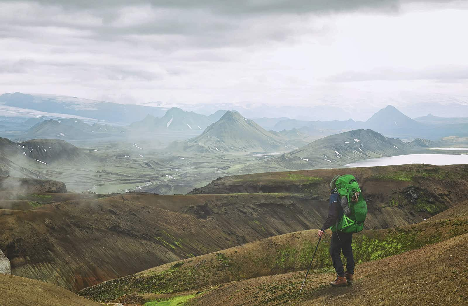 What to pack: hiking Iceland's Laugavegur Trail