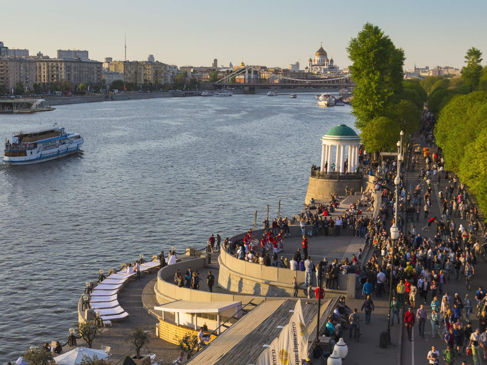How to live like a Local in Moscow