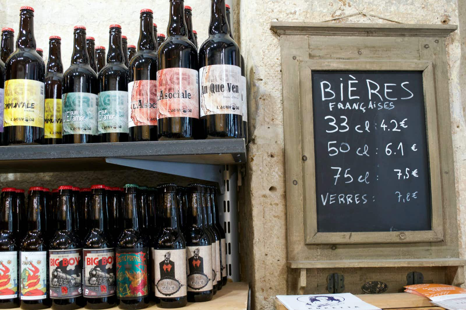 The city of light (headed): a guide to craft beer in Paris
