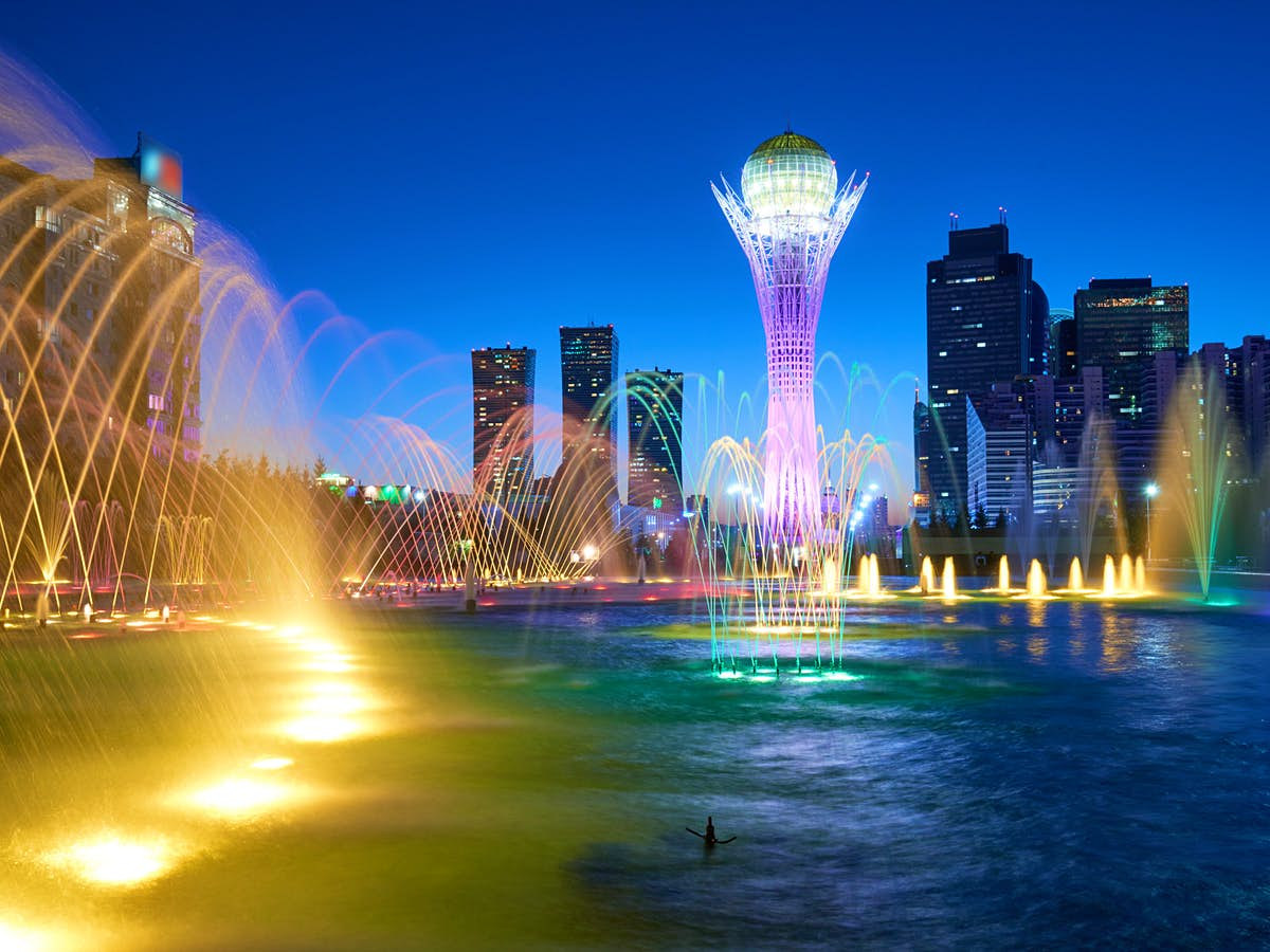 Astana exposed: eight reasons to visit Kazakhstan's gleaming capital