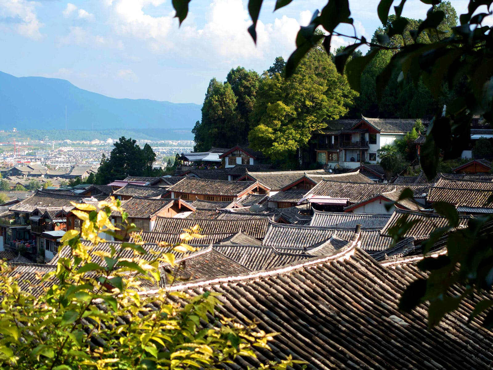Historic Lijiang makes for a good stopover on a cycling tour of Yunnan © Tess Humphrys / Lonely Planet
