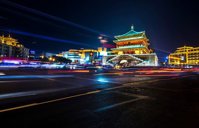 Splendid Xi'an: old and new in China's ancient Tang capital