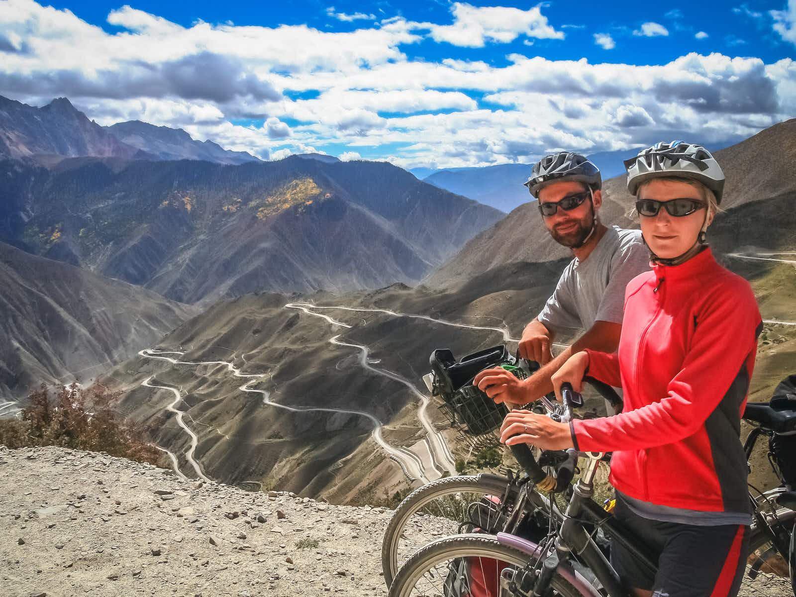Shangri-la on two wheels: cycling adventures in Yunnan