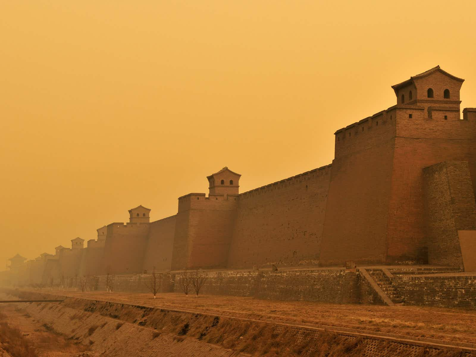 Great walls of China: the Middle Kingdom's enduring city