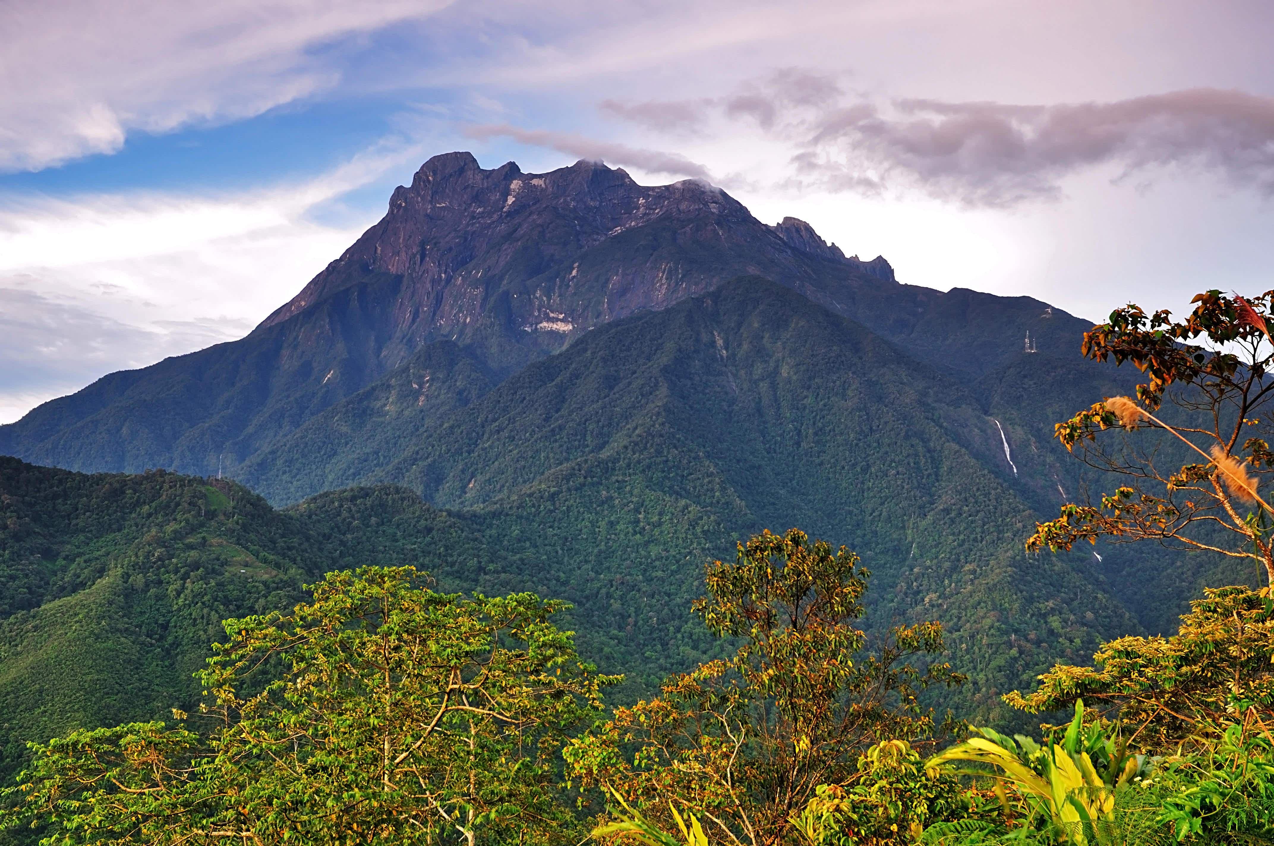 Mt-Kinabalu